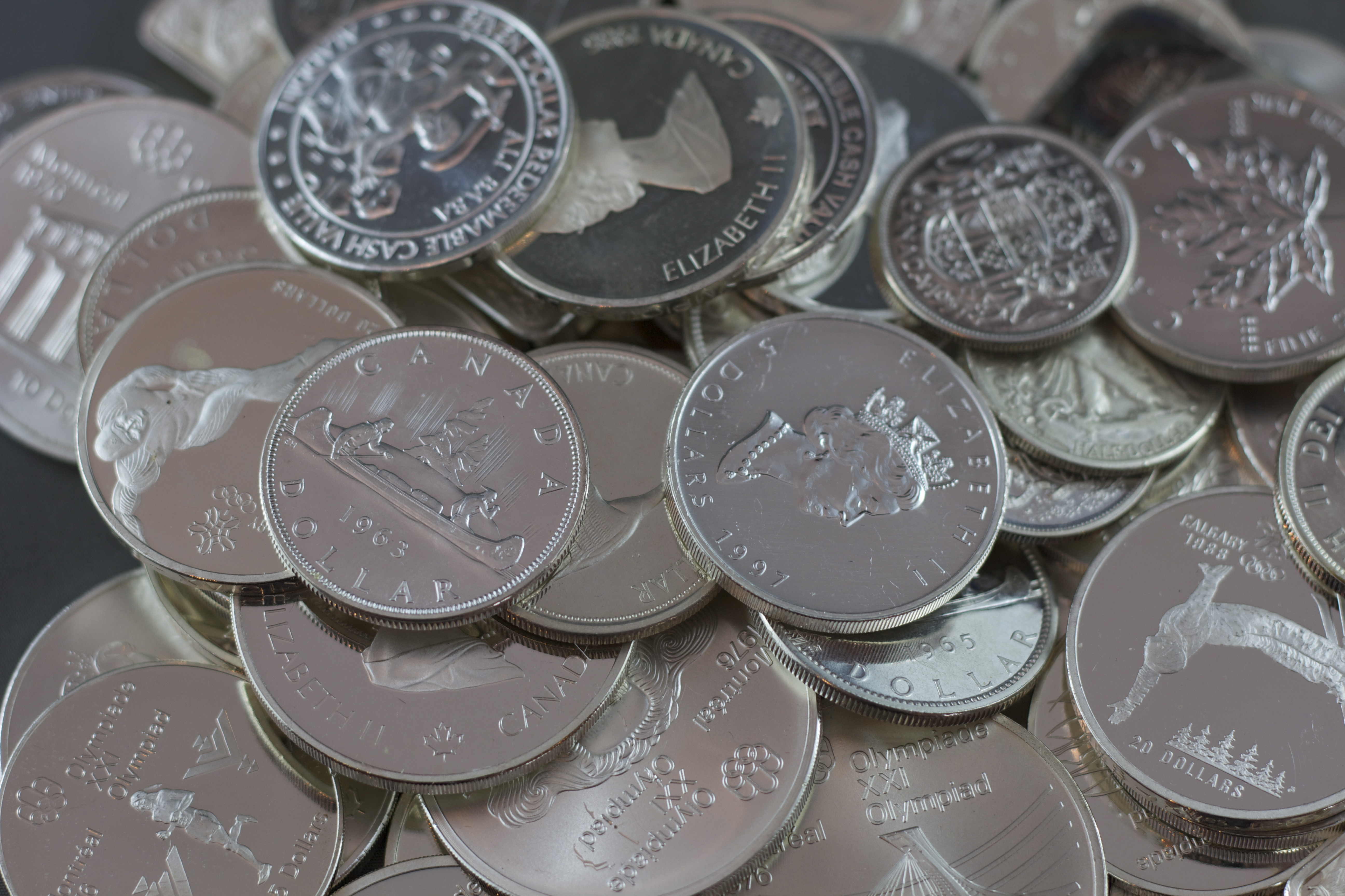 Sell Silver Eagle coins at SellYourGold.com